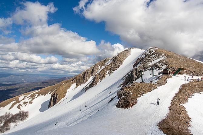 Monte Sirino Parco del Pollino